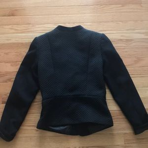 H&M Jackets & Coats - New H&M Black Blazer Size 6